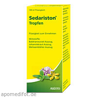 Sedariston Tropfen, 100 ML, Aristo Pharma GmbH