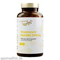 Rosenwurz-Extrakt 500mg, 120 ST, Vita World GmbH