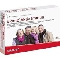 biomo Aktiv Immun Trinkfl.+Tab. 7-Tages-Kombi, 1 P, Biomo-Vital GmbH