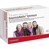 biomo Aktiv Immun Trinkfl.+Tab. 14-Tages-Kombi, 1 P, Biomo-Vital GmbH