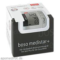 boso medistar+ Handgelenk-Blutdruckmessgerät, 1 ST, Bosch + Sohn GmbH & Co.