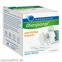 Magnesium-Diasporal 400 EXTRA Kapseln, 100 ST, Protina Pharmazeutische GmbH
