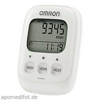 OMRON Schrittzähler HJ-325-EW Walking Style IV wei, 1 ST, Hermes Arzneimittel GmbH