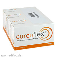 Curcuflex, 180 ST, Twosmile GmbH