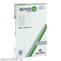 AQUACEL Ag+ Extra 4X10CM, 10 ST, Convatec (Germany) GmbH