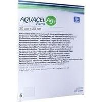 AQUACEL Ag+ Extra 20X30CM, 5 ST, Convatec (Germany) GmbH