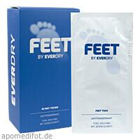 everdry Feet Tücher, 10 ST, Imp GmbH International Medical Products