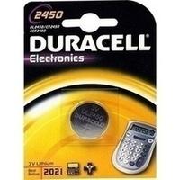 Duracell Lithium 2450 B1 große Karte, 1 ST, Duracell Germany GmbH
