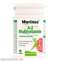 A-Z Multivitamin + Green Tea Extract Marinox, 60 ST, BFB Pharma Handel GmbH