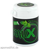 kauX Zahnpflegekaugummi spearmint mit Xylitol, 40 ST, Sz Saubere-Zaehne GmbH