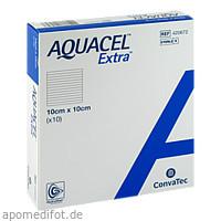 Aquacel Extra 10x10 cm Kompressen, 10 ST, kohlpharma GmbH