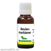Bachblüte Reviermarkierer für Katzen, 20 ML, cdVet Naturprodukte GmbH