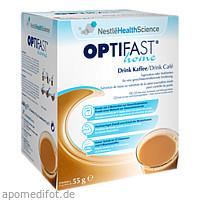 OPTIFAST home Drink Kaffee, 8X55 G, Nestle Health Science (Deutschland) GmbH