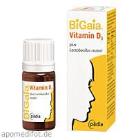 BiGaia plus Vitamin D3, 10 ML, Pädia GmbH