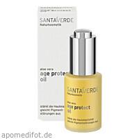 age protect öl, 30 ML, SANTAVERDE GmbH