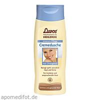 Luvos Naturkosmetik Cremedusche mit Orangenöl, 200 ML, Heilerde-Gesellschaft Luvos Just GmbH & Co. KG