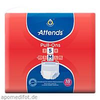 Attends Pull-Ons 5 Medium, 18 ST, Attends GmbH