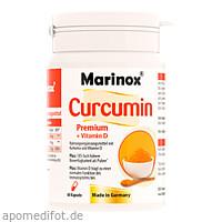 Curcumin Premium + Vitamin D Marinox, 60 ST, BFB Pharma Handel GmbH