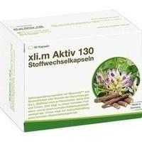 xli.m Aktiv 130 Stoffwechselkapseln, 90 ST, Biomo-Vital GmbH