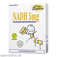 NADH 5mg, 60 ST, Espara GmbH