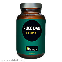 Fucoidan Braunalge 600mg, 90 ST, shanab pharma e.U.