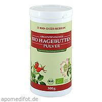 BIO Hagebutten Pulver, 300 G, Hübner Naturarzneimittel GmbH