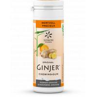 Ingwer GINJER Kaugummi, 30 G, Lemon Pharma GmbH & Co. KG