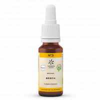 BACHBLUETE 3 BEECH BIO, 20 ML, Lemon Pharma GmbH & Co. KG
