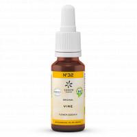 BACHBLUETE 32 VINE BIO, 20 ML, Lemon Pharma GmbH & Co. KG