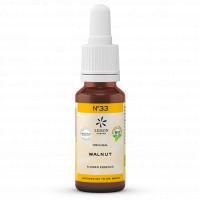 BACHBLUETE 33 WALNUT BIO, 20 ML, Lemon Pharma GmbH & Co. KG