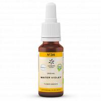BACHBLUETE 34 WATER VI BIO, 20 ML, Lemon Pharma GmbH & Co. KG