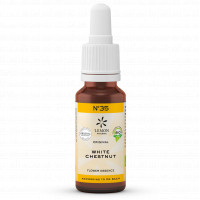 BACHBLUETE 35 WHITE CH BIO, 20 ML, Lemon Pharma GmbH & Co. KG