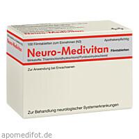 Neuro-Medivitan, 100 ST, Medice Arzneimittel Pütter GmbH & Co. KG