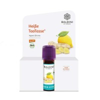HEISSE TaoTasse Ingwer-Zitrone Set, 1 ST, TAOASIS GmbH Natur Duft Manufaktur