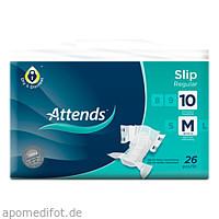Attends Slip Regular 10 Medium, 26 ST, Attends GmbH