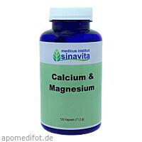 Calcium + Magnesium, 120 ST, Medicus Institut Sinavita