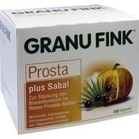GRANU FINK Prosta plus Sabal, 200 ST, Omega Pharma Deutschland GmbH