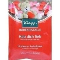 Kneipp Badekristalle Hab dich lieb, 60 G, Kneipp GmbH