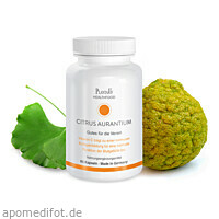 Citrus Aurantium Kapseln, 60 ST, Plantavis GmbH