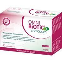 OMNi BiOTIC Metabolic Probiotikum, 30X3 G, INSTITUT ALLERGOSAN Deutschland (privat) GmbH