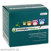 aminoplus fokus, 30X25 ML, Kyberg Vital GmbH