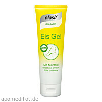 efasit BALANCE Eis Gel, 75 ML, Kyberg experts GmbH