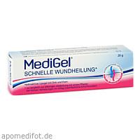 MediGel Schnelle Wundheilung, 20 G, Medice Arzneimittel Pütter GmbH & Co. KG