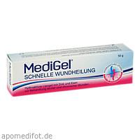 MediGel Schnelle Wundheilung, 50 G, Medice Arzneimittel Pütter GmbH & Co. KG