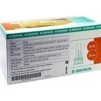 OMNICAN fine Pen-Kanüle G31 0.25X8mm, 100 ST, Eurimpharm Arzneimittel GmbH