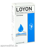 LOYON bei schuppigen Hauterkrankungen, 50 ML, G. Pohl-Boskamp GmbH & Co. KG