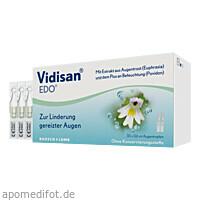 Vidisan EDO Einzeldosis-Pipetten, 30X0.6 ML, Dr. Gerhard Mann