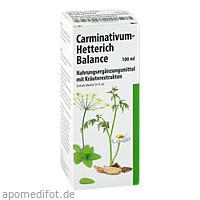 Carminativum-Hetterich Balance, 100 ML, Teofarma S.R.L.