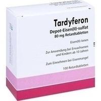 Tardyferon, 100 ST, Eurimpharm Arzneimittel GmbH