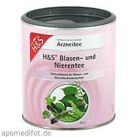 H&S Blasen- und Nierentee (loser Tee), 85 G, H&S Tee - Gesellschaft mbH & Co.